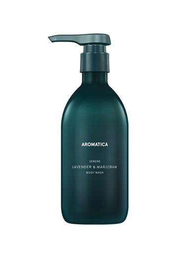 Aromatica Aromatica Serene Body 400 Ml Wash Lavender & Marjoram Dinginleştirici Duş Jeli Lavanta & Mercanköşk Renksiz